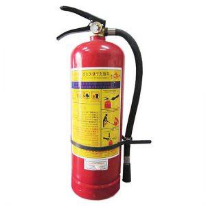 Bình chữa cháy MFZ4 bột ABC 4 kg