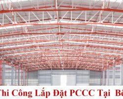 Lắp Đặt PCCC Tại Bến Cát Bình Dương