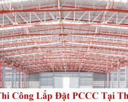 Lắp Đặt PCCC Tại Thủ Dầu Một