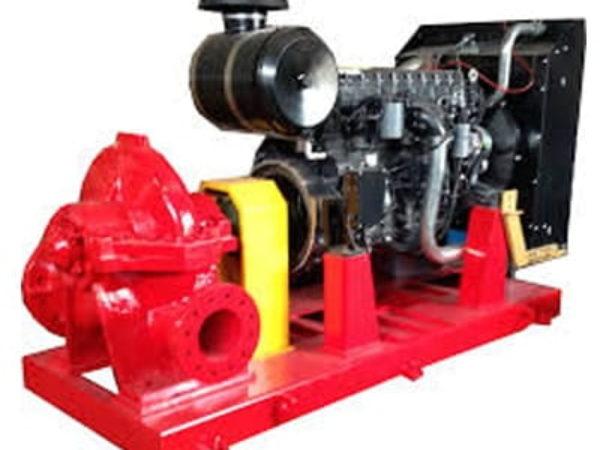 Máy bơm chữa cháy Diesel IVENCO 109 KW/148HP