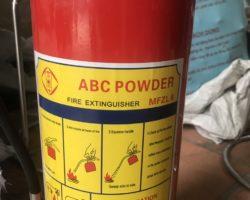 Bình Chữa Cháy  Bột ABC Tại Bình Phước