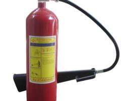 Cung Cấp Bình Chữa Cháy Bột ABC Tại Bến Cát