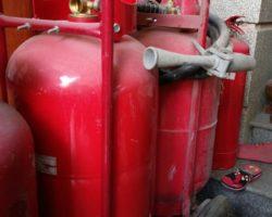 Cung Cấp Bình Chữa Cháy Bột ABC Tại Tân Uyên