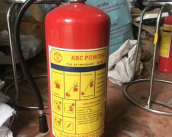 Nạp Bình Chữa Cháy Tại KCN Bàu Bàng Bình Dương